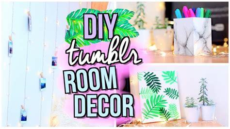 diy tumblr room decor jenerationdiy youtube