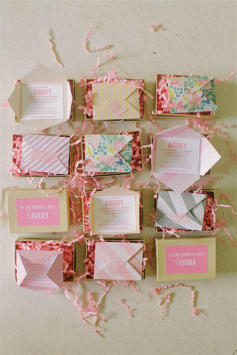 creative party invitations  diy