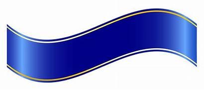 Clipart Banner Clip Cliparts Ribbon Faixas Royal
