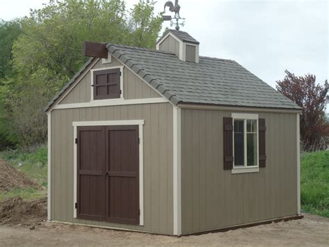 Orchard Shed | Utah | Wright's Shed Co.