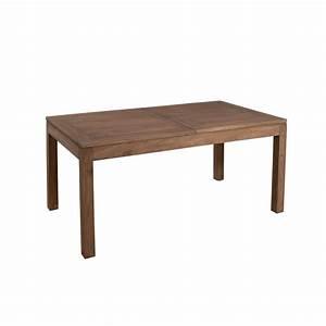 Table A Rallonge : table manger rallonge 160 200 meubles macabane meubles et objets de d coration ~ Teatrodelosmanantiales.com Idées de Décoration