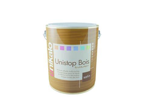 unistop bois evolution peinture multicouche a base de r 201 sine alkyde satin 201 e pour la protection