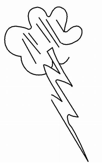 Bolt Coloring Lighting Lightning