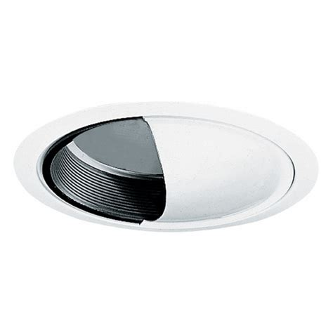 scoop wall wash for 6 inch recessed housing 261 bwh