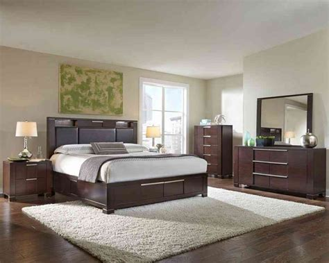Contemporary King Bedroom Sets  Decorate My House