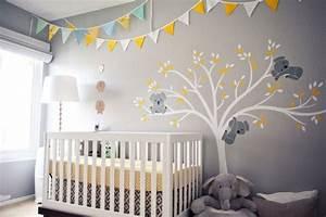 Decoration Murale Chambre Enfant : d coration chambre enfants 4 id es hors du commun ~ Teatrodelosmanantiales.com Idées de Décoration