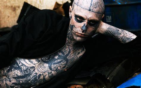 tattoos background hd wallpapers rick zombies genest allwallpaper pc