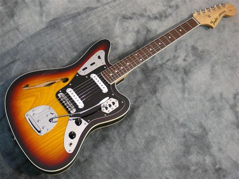 fender thinline jaguar awesome things