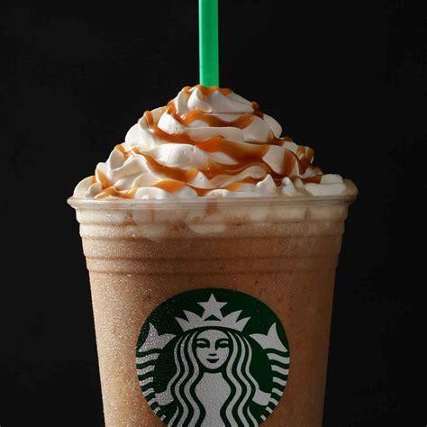 Notre espresso signature, à la fois riche et coré, mélangé à des glaçons et à une touche de lait crémeux. Caramel Frappuccino   Best Starbucks Frappuccinos   POPSUGAR Food Photo 34