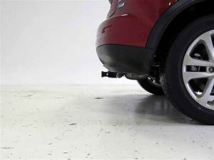 2015 Nissan Juke Curt Trailer Hitch Receiver