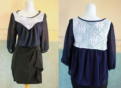 blouse wanita bb garage sale  jual baju dress