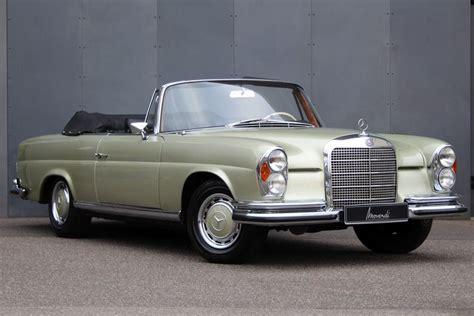 Get an email notification for any results in mercedes benz in south africa when they become available. 1968 Mercedes-Benz W111/112 - 280 SE Cabriolet - Vintage car for sale