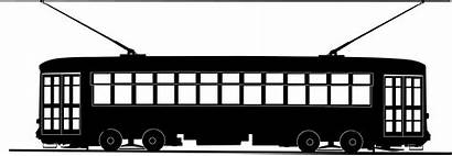 Orleans Streetcar Clipart Trolley Clip Graphic Library