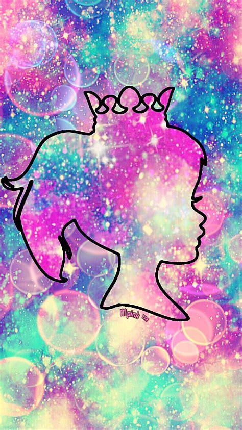 Background Lock Screen Princess Wallpaper by Pink Princess Galaxy Wallpaper Androidwallpaper