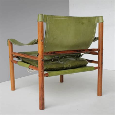 pair of scirocco safari chairs by arne norell for sale