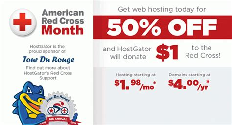 28563 Best Hostgator Coupon by Hostgator Coupon 50 American Cross Support Day