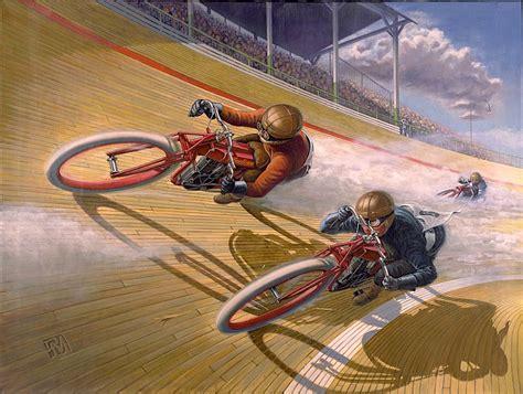 Puppeteer's Motorcycle Art