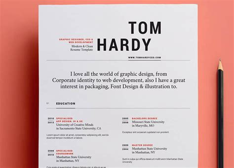 Resume Creator Design by How To Create A Graphic Design Resume To Get Your