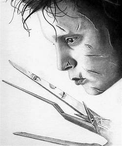 Edward Scissorhands by ~Dr-Horrible on deviantART ...