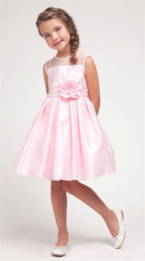 mini little girls wedding dresses   Di Candia Fashion