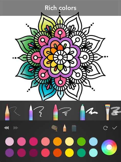 coloring apps coloring book for family android apps on play