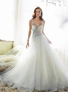 elegant a line v neck wedding dress pictures photos and With v neck a line wedding dress