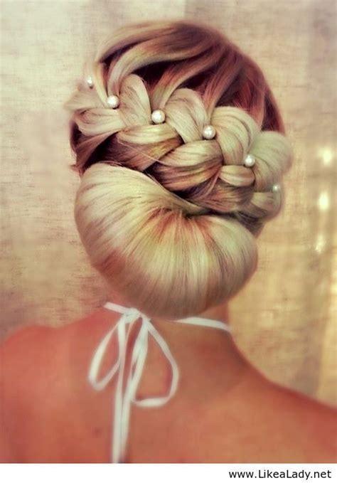 Fotos de peinados para novias actuales y elegantes   aquí