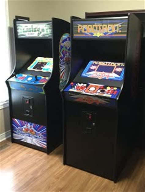 Galaga Arcade Cabinet Kit by Arcade Size Cabinet Home Arcade Cabinet