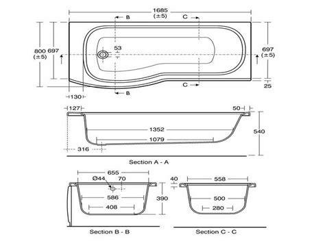 standard bathtub size standard bathtub sizes house plans