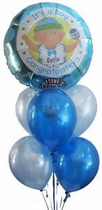 Baby Balloons Helium Balloons Perth Baby Girl Boy