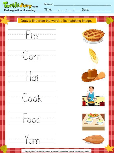 thanksgiving writing activities worksheet turtle diary