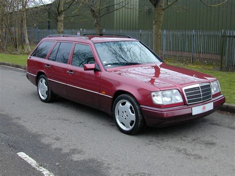 1993 mercedes w124 e320 estate 7 seat auto rhd exceptional for sale car and classic