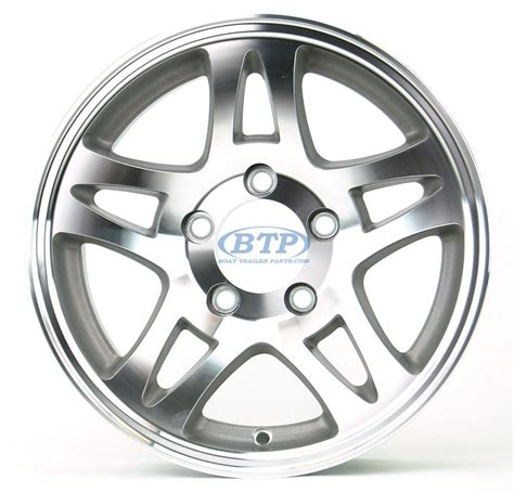 Boat Trailer Wheels Aluminum by Aluminum Boat Trailer Wheels