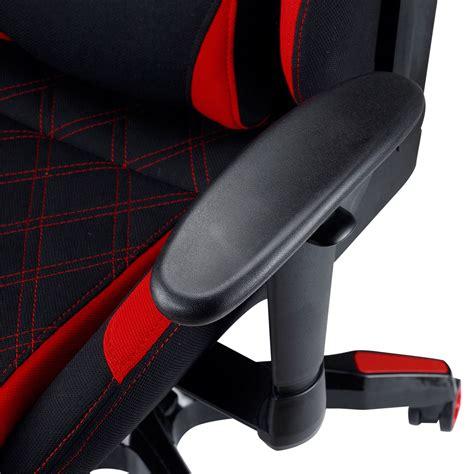 fauteuil bureau racer chaise bureau fauteuil siége racing gamer sport ordinateur