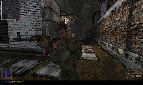 akm metro  style stalker shadow  chernobyl