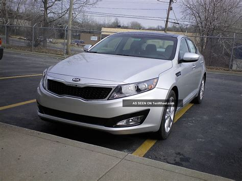 kia optima  gdi loaded glass roof  options