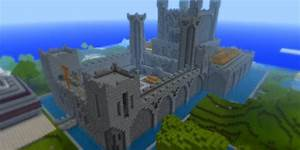 The gallery for --> Xbox 360 Minecraft Seeds Castle