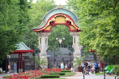 Zoologischer Garten Berlin Anfahrt by Berliner Zoo Zoo Berlin Freizeitpark Welt De