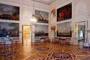 Grand Palace Peterhof St Petersburg