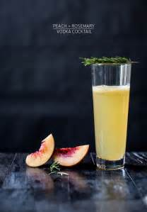 Peach Vodka Cocktail Recipes
