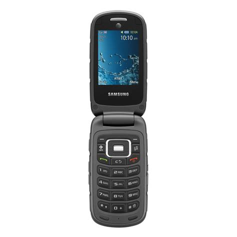 samsung rugby iii at t flip phone sgh a997 cell phone