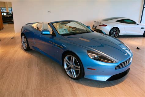 2016 Aston Martin Db9 Gt Volante Stock # 6nb17365 For Sale