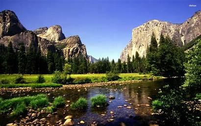 Stream Mountain Desktop Streams Backgrounds Wallpapers Nature