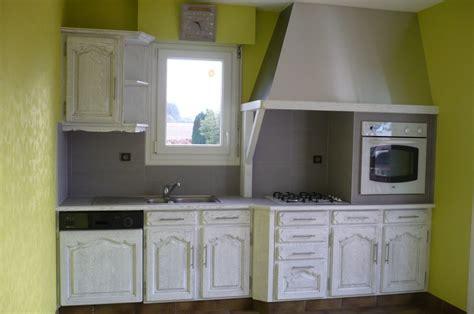 relooker une cuisine rustique en moderne relooking cuisine chene vannes rennes lorient bretagne0002 relooking cuisine meuble