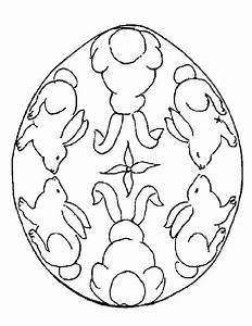 Easter Pages To Color | Coloring Pages