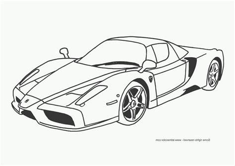 ferrari horse outline lamborghini logo free coloring pages