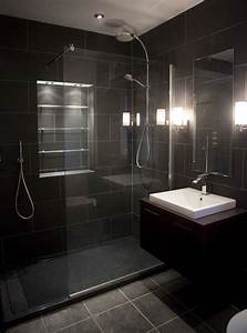 black tiles in bathroom ideas 28 images best 25 black With bathroom boyz reviews