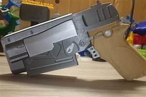 Progetti 3d Per La Costruzione Di Armi