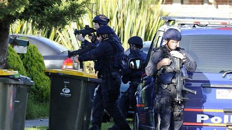 ups siege social siege and hold up could be linked herald sun
