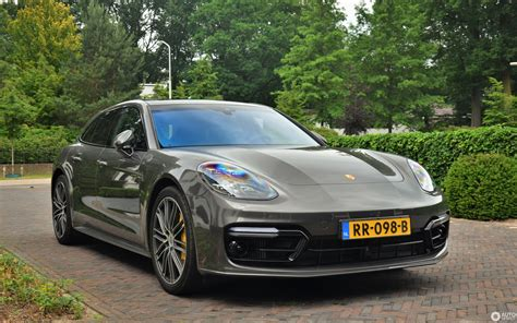 The panamera turbo sport turismo we tested was groundbreaking in that it delivered porsche sports car performance in a package with room for the whole family and all of their stuff. Porsche 971 Panamera Turbo S E-Hybrid Sport Turismo - 4 June 2018 - Autogespot